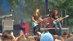 "Hunter Hayes - ""Storm Warning"" Live in OKC at Frontier City 2016"