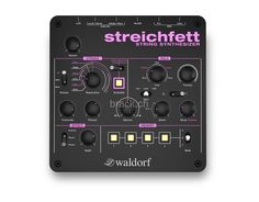 Streichfett combines the best of the now extinct species of String Synthesizers of the and early Its dual sound engine features a fully polyphonic strings section. Sound Engineer, Cello, Music Instruments, Chf, Desktop, Products, Musical Instruments, Cellos