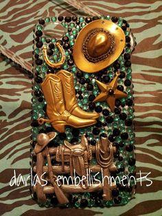 Love my western phone case!!