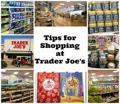 Tips for shopping at Trader Joe's