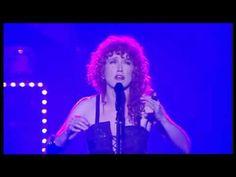 Fiorella Mannoia Sulo pé parlà + Senza 'e te - YouTube