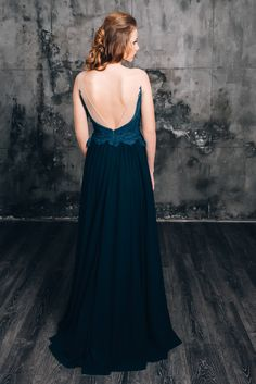 "evening dress ""Vesta"""