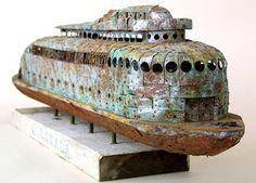 john taylor ships sculpture - Google Search