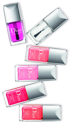 Dior - Nail Glow Enhancer... Tried this yesterday at work ... Amazing!!
