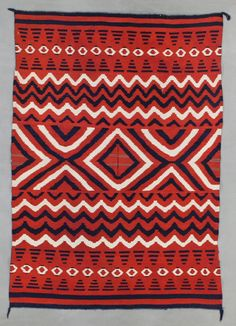 Red, White & Bold: Masterworks of Navajo Design, 1840-1870 | Denver Art Museum