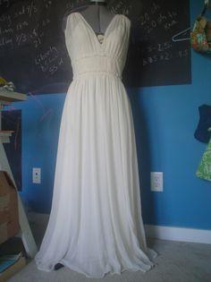 Make your own J.crew wedding dress