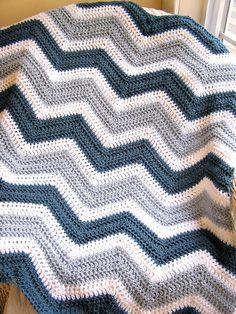 Resultado de imagen para ripple stitch crochet