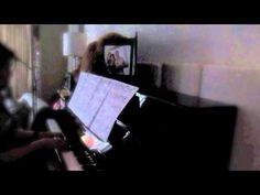 Una Mattina - Ludovico Einaudi (piano cover) ; Intouchables soundtrack