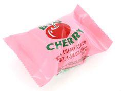 Big Cherry 1.75 oz Candy Bar - OldTimeCandy.com