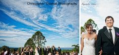 Flaxton Gardens, Maleny and Brisbane Wedding Photographer Christopher Thomas Photography Sunshine Coast, Brisbane, Wedding Ceremony, Gardens, Wedding Photography, Weddings, Flowers, Blog, Outdoor Gardens