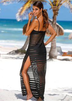 Plážové šaty Dlouhé plážové šaty s • 749.0 Kč • bonprix