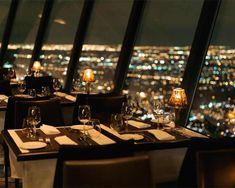 Estos restaurantes ofrecen una experiencia diferente a cualesquiera otros...Un auténtico deleite tanto para el paladar como para la vista. ¿En cuál quieres reservar mesa?