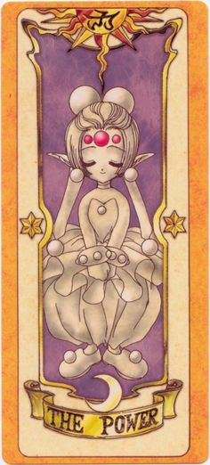 This is The Arrow Clow Card from the Card Captor Sakura anime and manga series by CLAMP The Shield, Cardcaptor Sakura, Manga Anime, Fanarts Anime, Anime Art, Disney Marvel, Disney Pixar, Sailor Moon, Sakura Card Captors