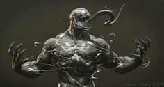 Venom quick sculpt