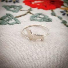 Dachshund Ring   Mooi Goete
