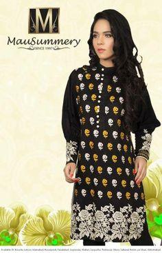 Mausummery Women Eid Dresses Collection 2014