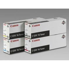 Toner Canon C-EXV16M Magenta Originale - https://www.cancelleria-ufficio.eu/p/toner-canon-exv16m-magenta/