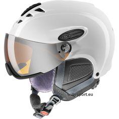#Casco #Sci #snowboard Marca #Uvex Modello #hlmt300 Sesso: #Unisex Tecnologia: vent system Struttura: Hardshell Tecnologia, IAS, sfoderabile Misura: 55-58 Peso: 580g Colore: white #outlet #milano