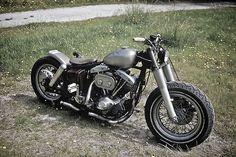1977 Harley Shovelhead Bobber