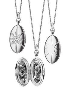 Valentine's Day Gifts Under $500: Think Sterling Silver: Monica Rich Kosann is the reigning queen of the sentimental locket. She's introduced a line in sterling that is proving to be just as popular as her gold collection. From $400. Monicarichkossan.com