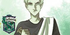 Octavian- Slytherin