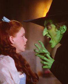 Wizard of Oz.