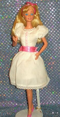 One of my first barbies