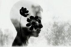 solitiare~ traditional darkroom photography