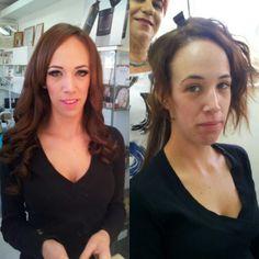 Viki haim - make up & brows Tsipi bahar - Hair style