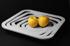 Discarded marble tiles form products by Paolo Ulian and Moreno Ratti