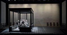 The Dialogues of the - The Dialogues of the Carmelites. Opera Theatre of St. Louis. Scenic design by Andrew Lieberman. 2014 --- #Theaterkompass #Theater #Theatre #Schauspiel #Tanztheater #Ballett #Oper #Musiktheater #Bühnenbau #Bühnenbild #Scénographie #Bühne #Stage #Set
