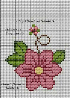Cross Stitch Boarders, 123 Cross Stitch, Free Cross Stitch Charts, Small Cross Stitch, Cross Stitch Heart, Cross Stitch Cards, Cross Stitch Flowers, Counted Cross Stitch Patterns, Cross Stitching