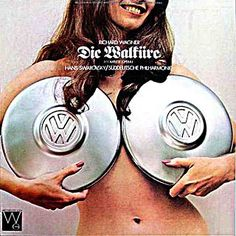 Volkswagen and pin-up !!