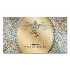 Photo frame photography photographer business card business fashion jewelry makeup artist damask crown cool business cards businesscards httpwww reheart Image collections