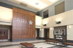 police station interior - Google Search