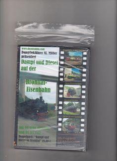 Brohltalbahn Dampf und Diesel 2DVD Superangebot