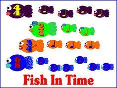 $ - Fish In Time Bulletin Board