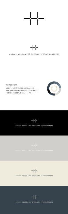 Modern, Smart + Versatile - #branding #identity H . A . S . F . P by Tamara Maksimovic, via Behance