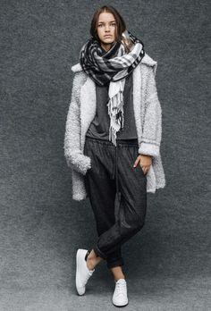 Comfy laid-back grey