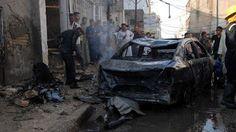 #Ramadi Suicide Bombing Kills 14 in #Iraq