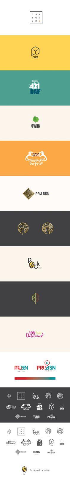 Logos Design by Benny Yap