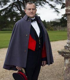 Downton Abbey series 5 episode 5 - Robert Crawley, Earl of Grantham. Matthew Crawley, Robert Crawley, Watch Downton Abbey, Downton Abbey Series, Downton Abbey Fashion, Hugh Bonneville, Julian Fellowes, Lady Mary, 20th Century Fashion