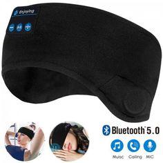 Earphone Sleep Mask Sport Headband Wireless Bluetooth 5.0 with Mic Save this photo on your board if you ❤️ it. Sleep Headphones, Sports Headbands, Audio Music, Perfume, Good Sleep, Sleep Mask, Noise Cancelling, How To Fall Asleep, Headset