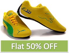 flipkart puma shoes 50 off