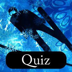 Zimowe dyscypliny sportowe - quiz dla całej rodziny, co wiecie o sportach zimowych, dla dzieci i dla młodzieży