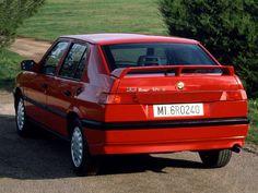 Alfa Romeo 33 Boxer 16V Quadrifoglio Verde (1990)
