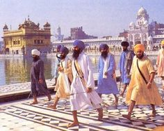 Sant Bhindrawale Jarnail Singh and co.