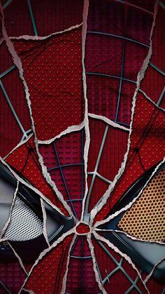 Spiderman No Way Home Broken Mask - IPhone Wallpapers