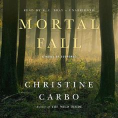 A wildlife biologist's shocking death leads to chilling discoveries in Christine Carbo's haunting and compelling new crime novel set in the wilds of Glacier National Park. Fallen Novel, Troubled Teens, Wildlife Biologist, No Quarter, Best Mysteries, Mystery Series, Page Turner, Book Reader, Betrayal