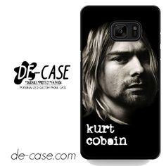 Kurt Cobain A Hole In My Life DEAL-6247 Samsung Phonecase Cover For Samsung Galaxy Note 7